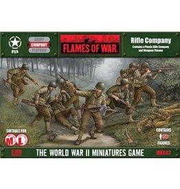 Flames of War UBX42 Rifle Company (Plastic)
