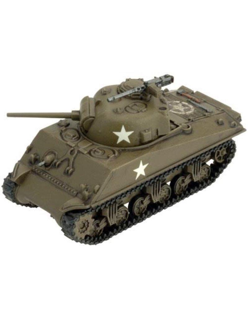 Flames of War UBX44 M4A3 (late) Platoon (Plastic)