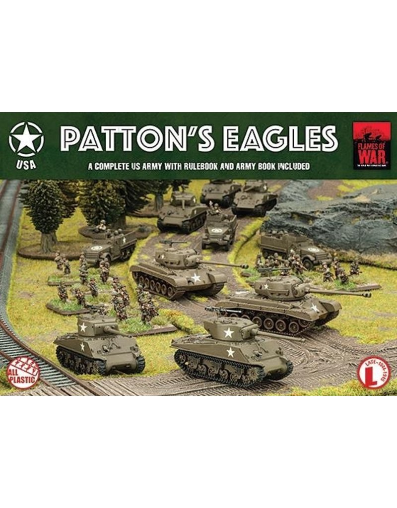Flames of War USAB07 Patton's Eagles
