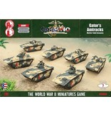 Flames of War USAB06 Gator's Amtracks