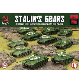 Flames of War SUAB07 Stalin's Bears