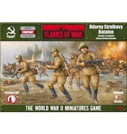 Flames of War SBX02 Udarny Strelkovy Batalon