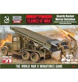 Flames of War SBX07 Katyusha Rocket Battery