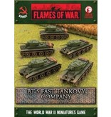 Flames of War SBX19 BT-5 Fast Tankovy Company