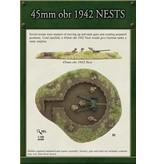 Flames of War SBX16 45mm obr 1942 Nests