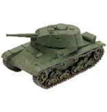 Flames of War SBX22 T-26 obr 1939 Light Tankovy Company