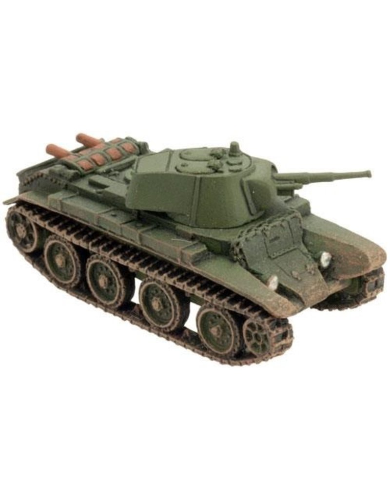 Flames of War SBX20 BT-7 Fast Tankovy Company