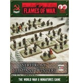 Flames of War SBX28 Strelkovy Company (Winter)