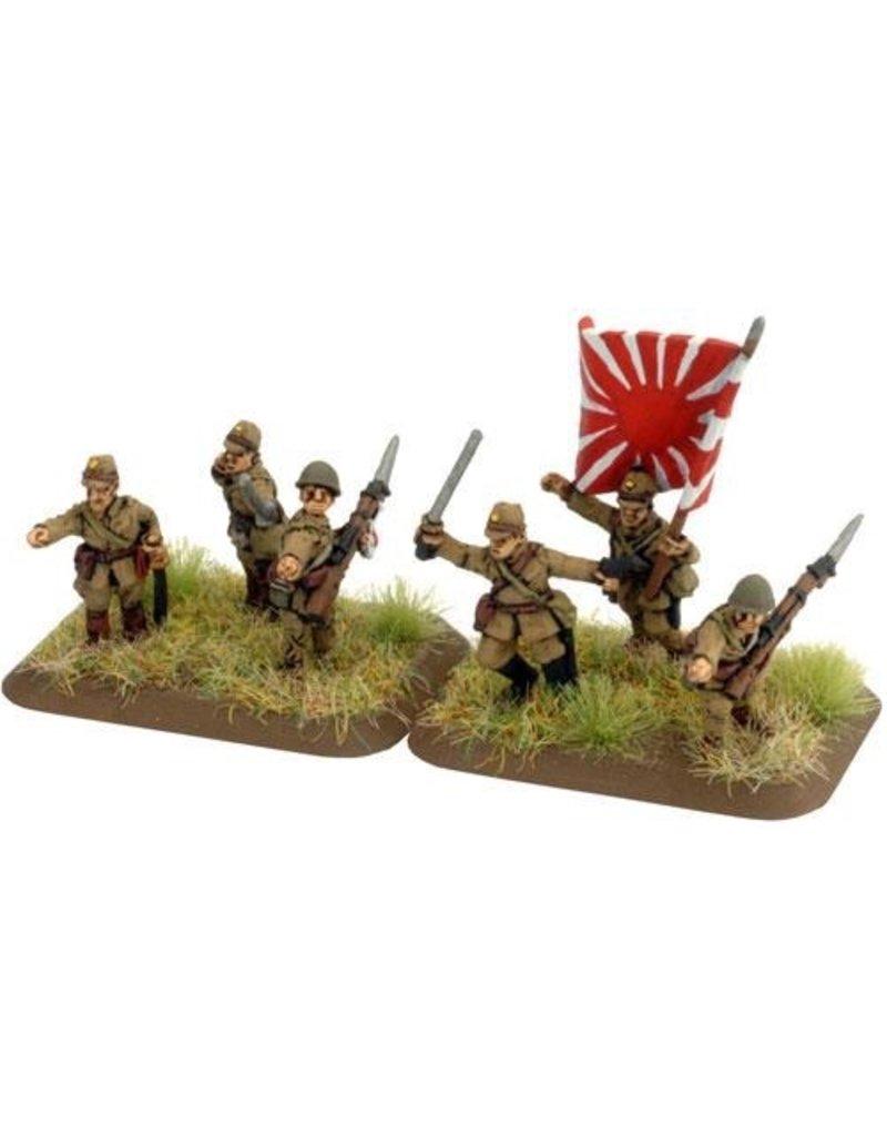 Flames of War JBX01 Hohei Chutai