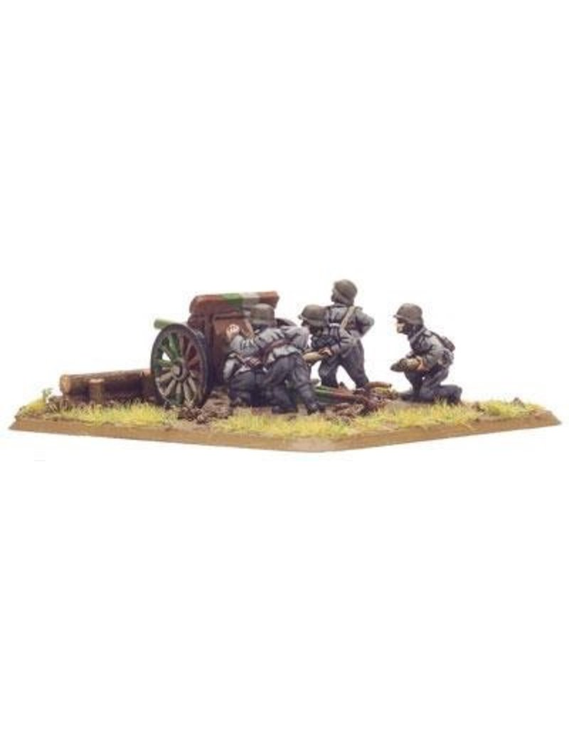 Flames of War FI570 76K/02 (76mm gun) (x2)