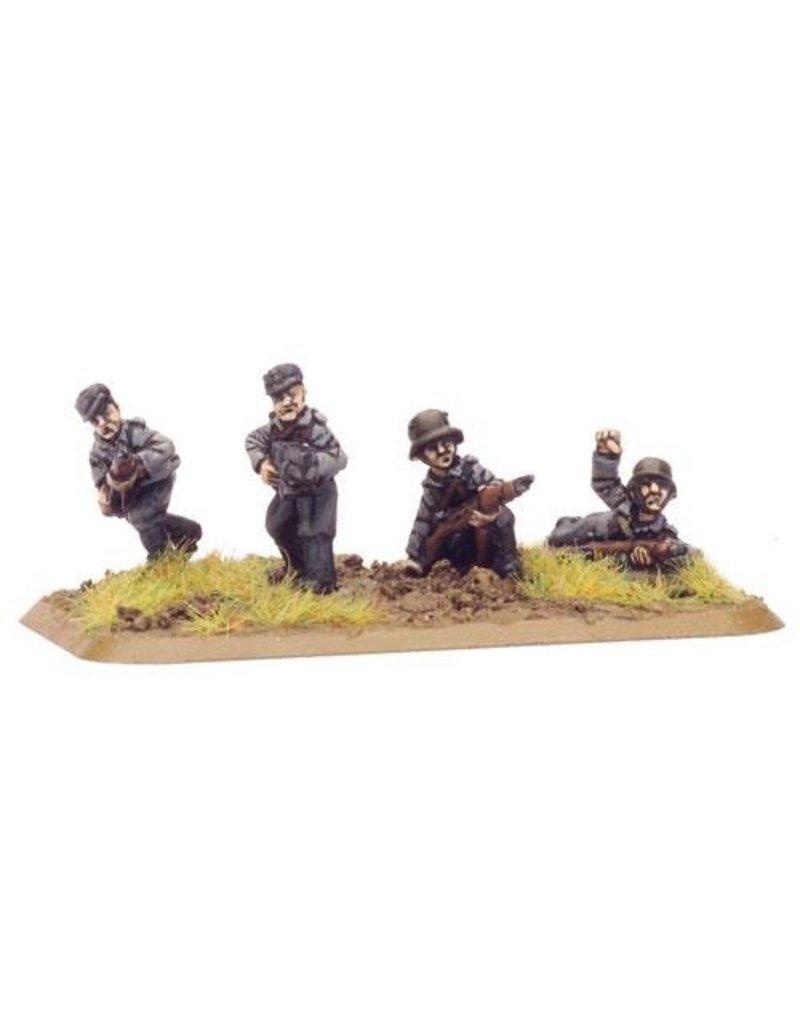 Flames of War FI702 Jalkaväki Platoon