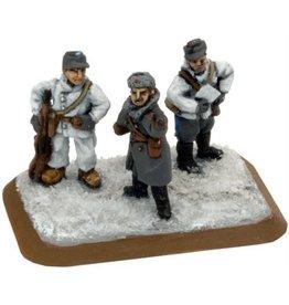 Flames of War FI721 JŠŠkari Rifle Platoon (Winter)