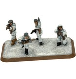 Flames of War FI721 Jääkari Rifle Platoon (Winter)