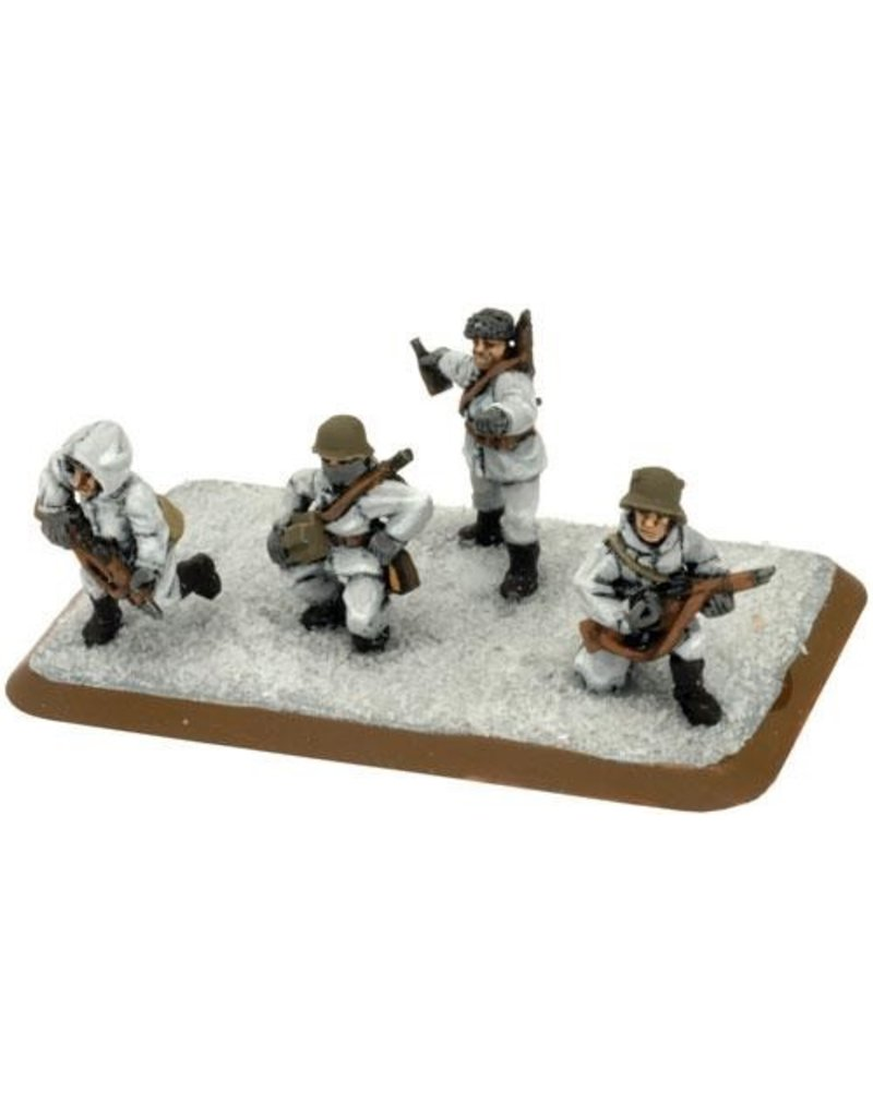 Flames of War FI727 Tank-Hunter Platoon (Winter)