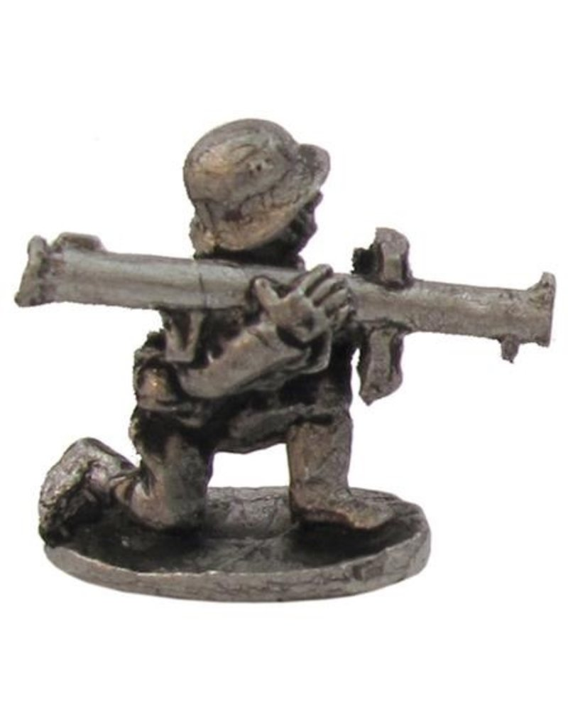 Flames of War FSO104 Finnish Panzerschreck Team