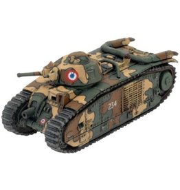 Flames of War FR070 Char B1 bis
