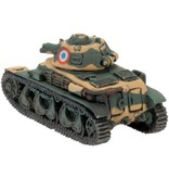 Flames of War FR030 Renault R-35 (x2)