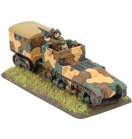 Flames of War FR201 Lorraine 38L Armoured Carrier (x2)
