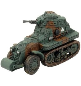 Flames of War FR310 Panhard-Schneider P-16