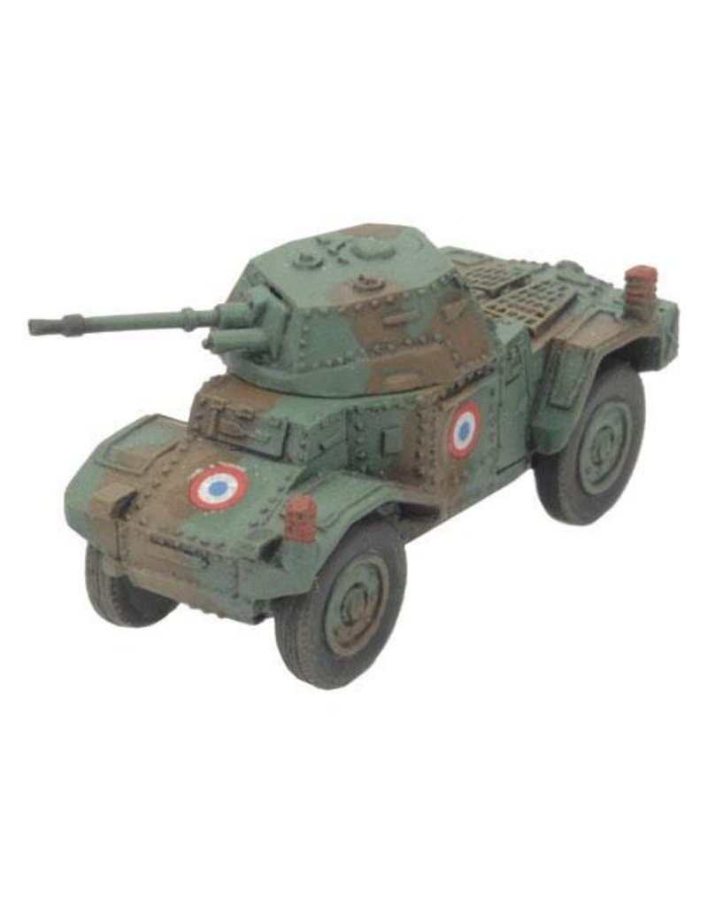 Flames of War FR300 Panhard AMD-35