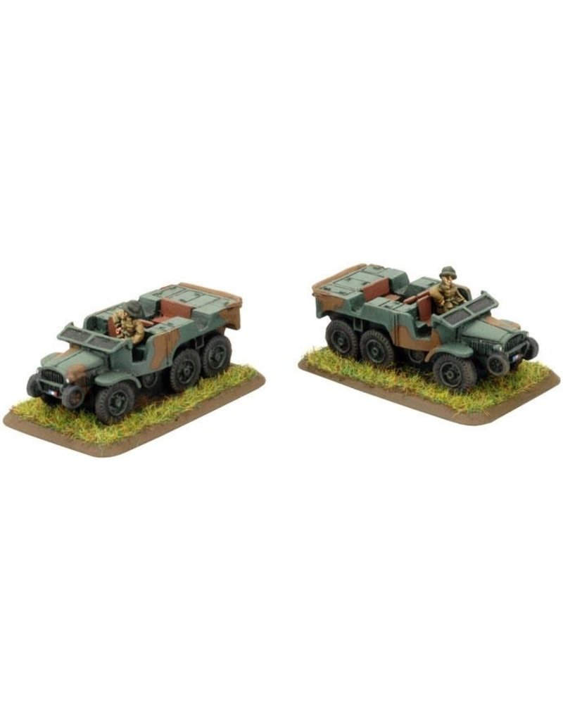 Flames of War FR410 Laffly W15T Truck