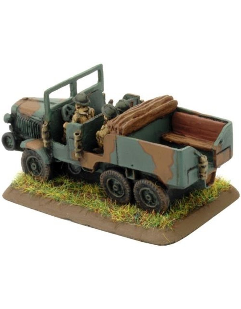 Flames of War FR420 S20TL Truck