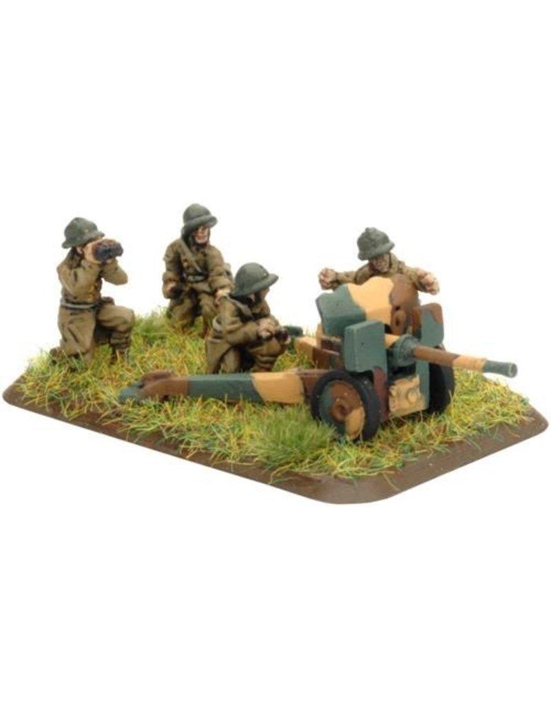 Flames of War FR500 25mm SA-34 Hotchkiss gun