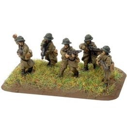 Flames of War FR702 Fusiliers Platoon