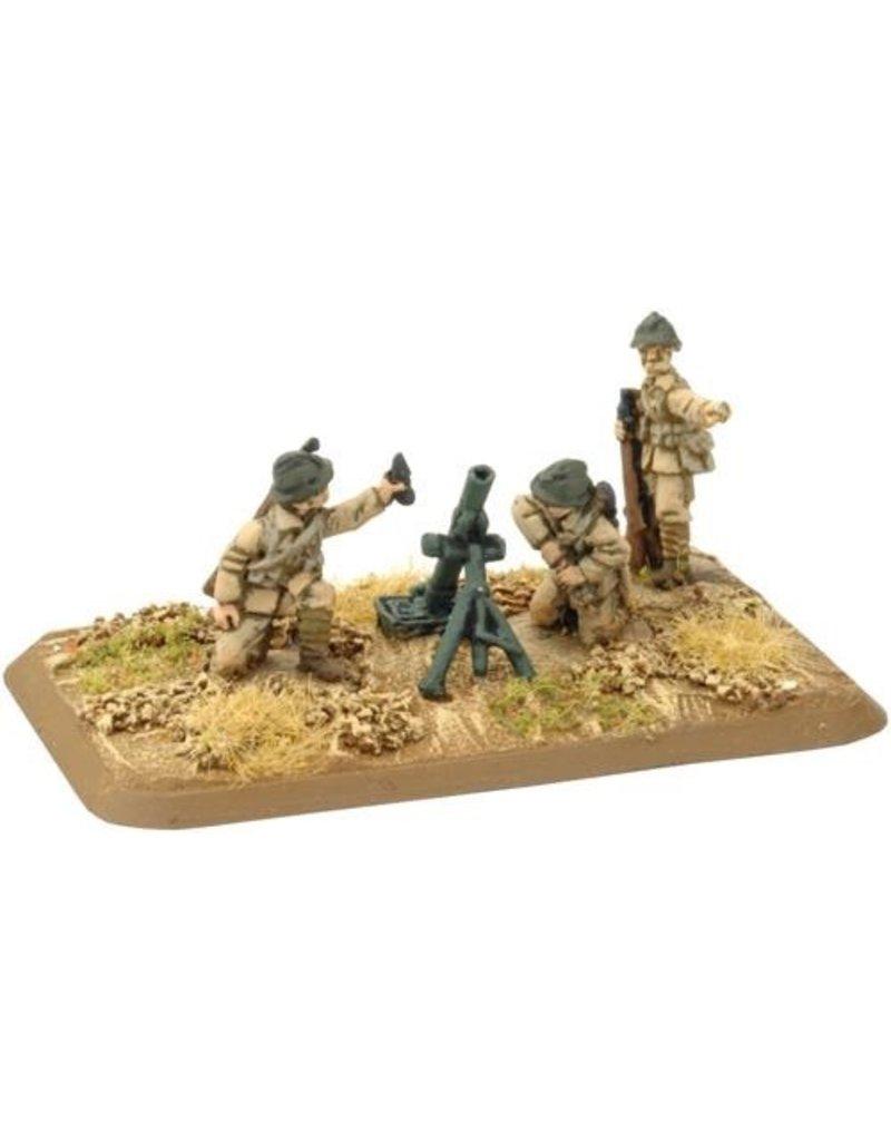 Flames of War FR741 Compagnie de Tirailleurs HQ