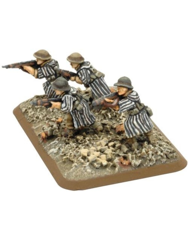 Flames of War FR802 Goum Rifle Platoon