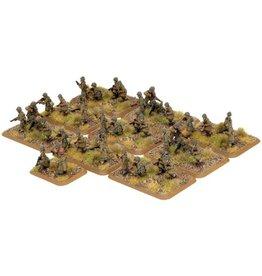 Flames of War FR812 Tirailleurs Platoon (Italy)