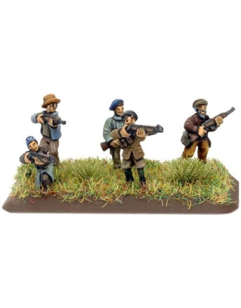 Flames of War FR860 FFI Rifle Platoon
