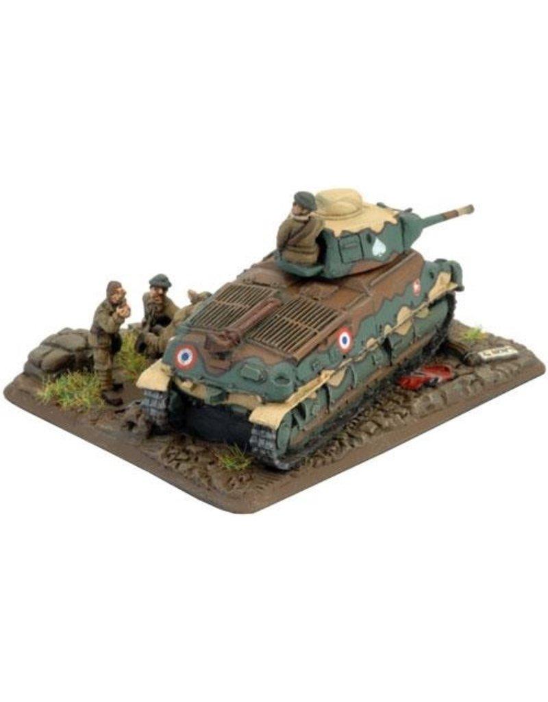 Flames of War FR880 Charles de Gaulle