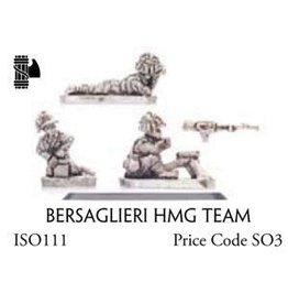 Flames of War ISO111 Bersaglieri HMG Team