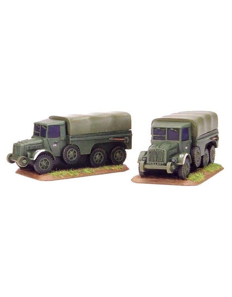 Flames of War HU420 Botond Truck (x2)