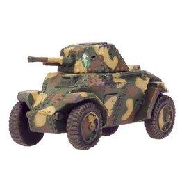 Flames of War HU300 Csaba Armoured Car