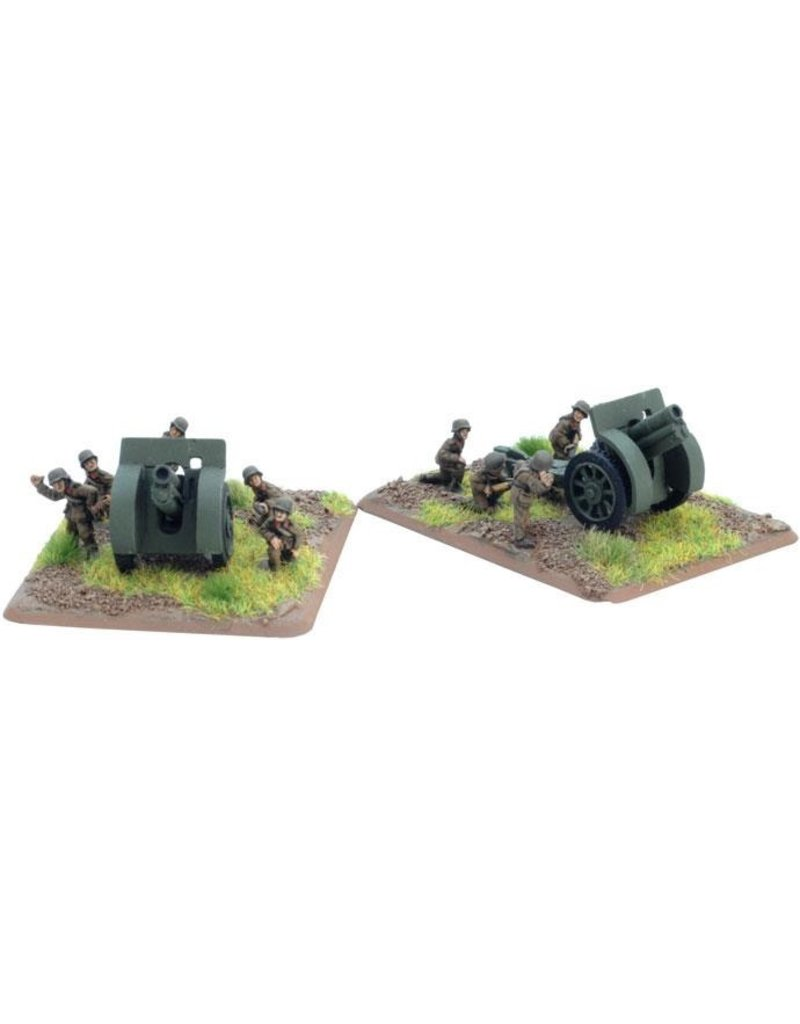 Flames of War HU580 149mm 14/31M Howitzer