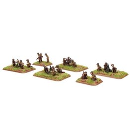 Flames of War HU705 Mortar Platoon