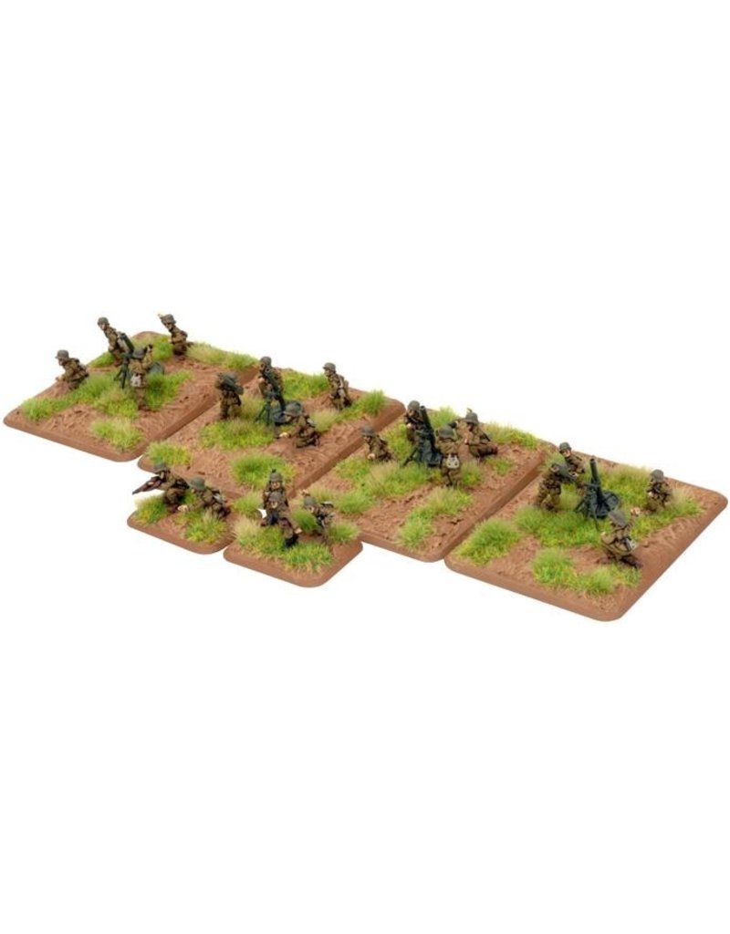 Flames of War HU711 Heavy Mortar Platoon