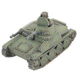 Flames of War RO005 R1 cavalry light tank