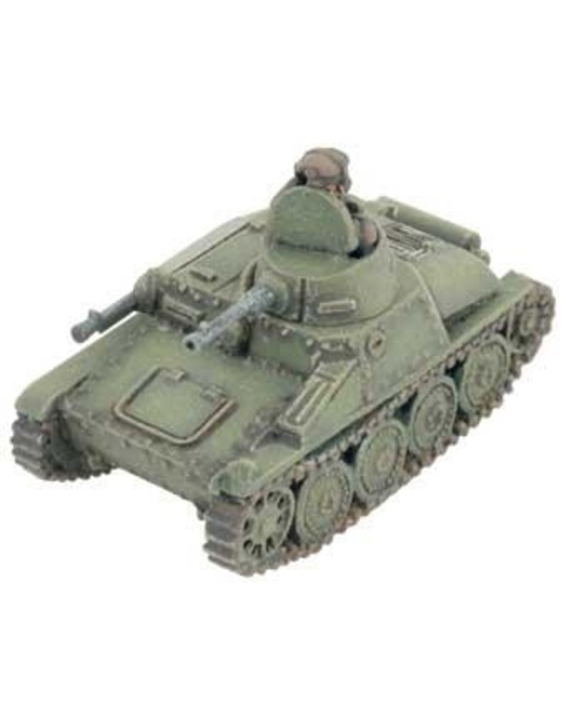 Flames of War RO005 R1 cavalry light tank