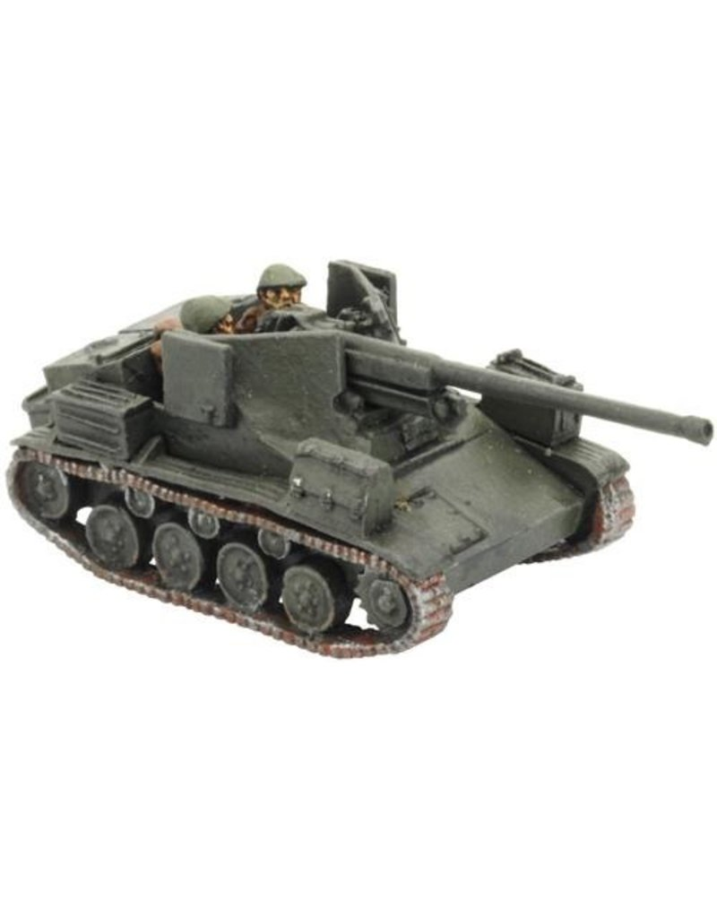 Flames of War RO100 TACAM T-60