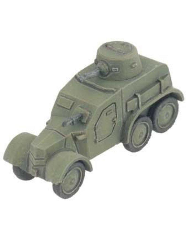 Flames of War RO301 Tatra vz.30 armoured car