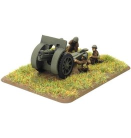 Flames of War RO580 Skoda 100mm howitzer