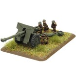 Flames of War RO585 Schneider 105mm M36 gun (x2)
