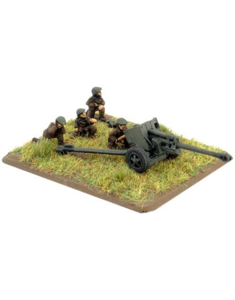 Flames of War RO520 TAC 43 Resita 75mm gun