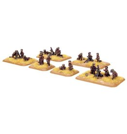 Flames of War RO705 Mortar Platoon