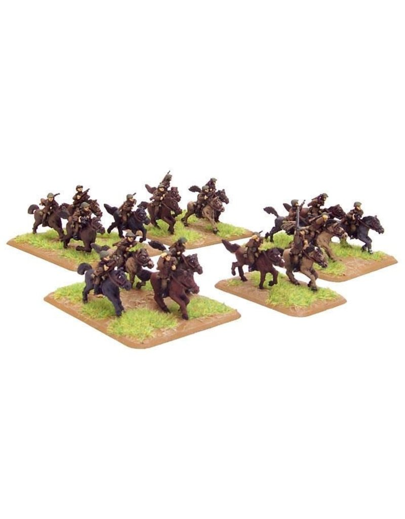 Flames of War RO708 Cavalry Platoon