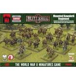 Flames of War PBX06 Mounted Kawalerii Regiment