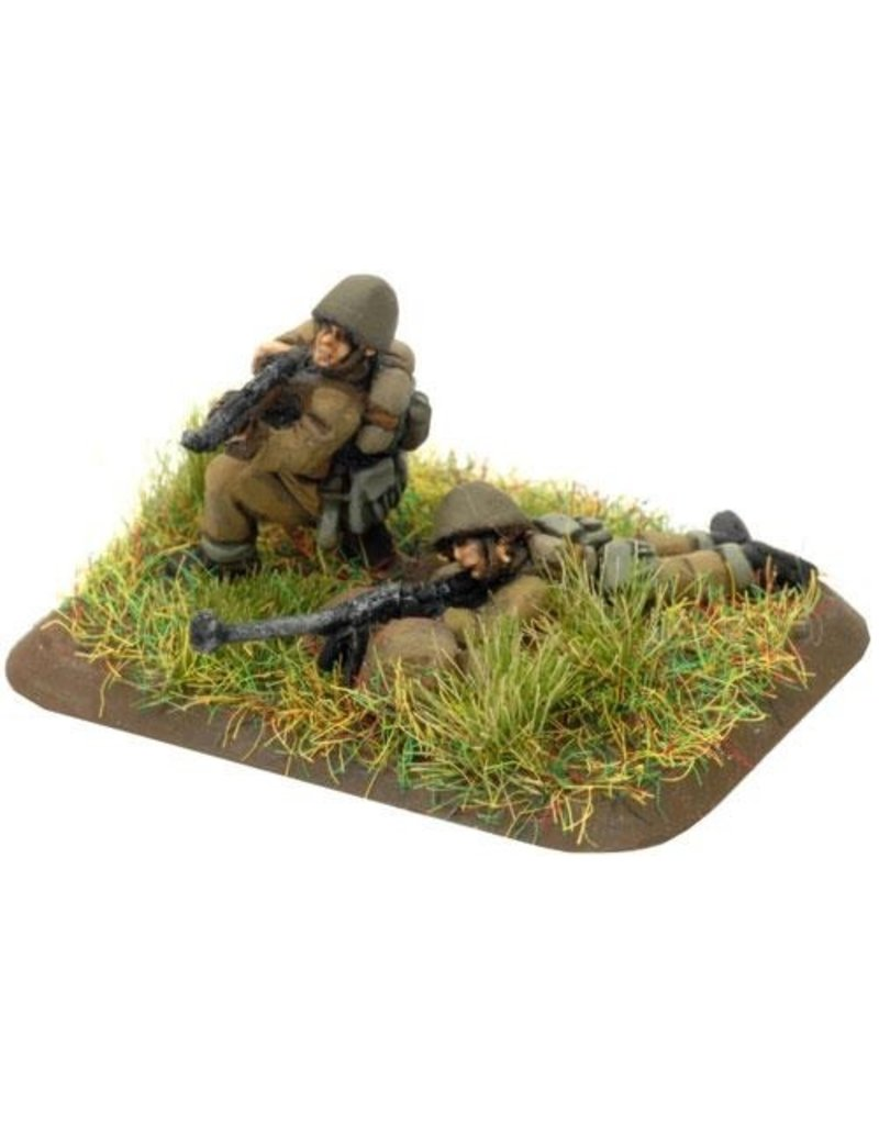 Flames of War PBX02 Piechoty Platoon